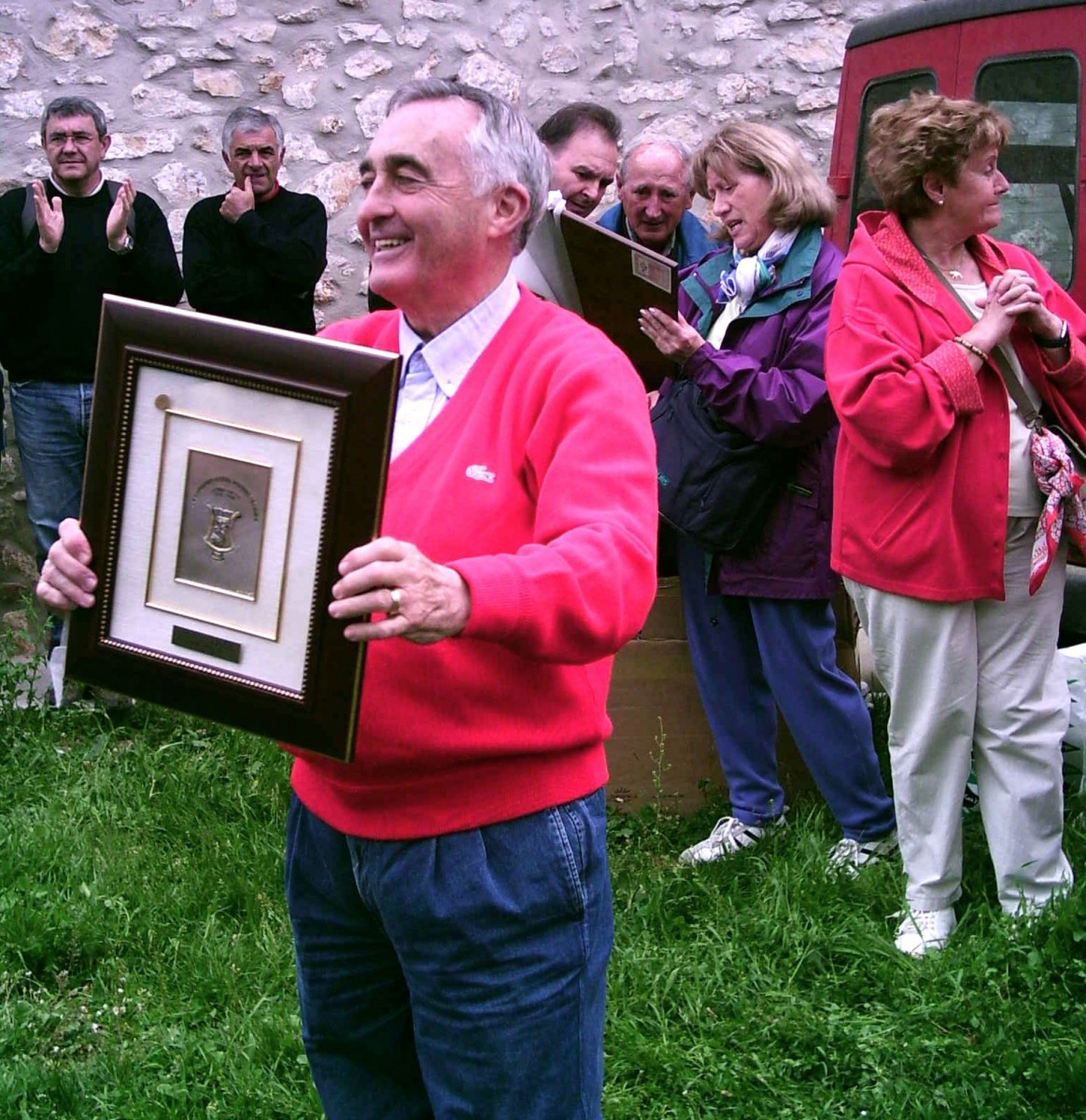 Emilio Ipinza 45 Aniversario Coral Manuel Iradier.